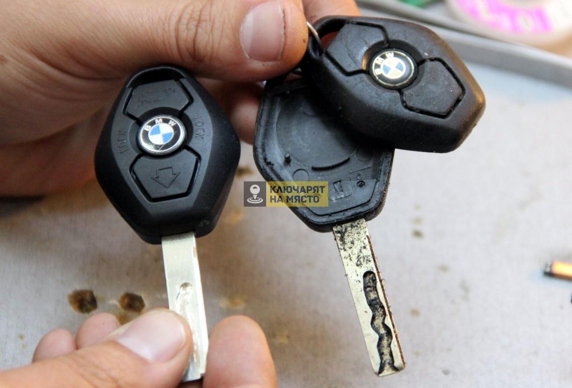 Подмяна на кутийка за ключ и дистанционно