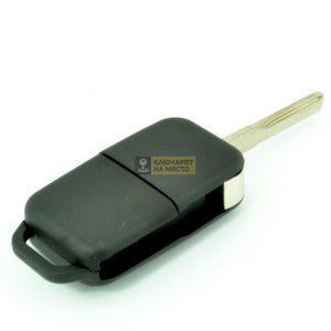 Кутийка за сгъваем ключ за Mercedes с 1 бутон