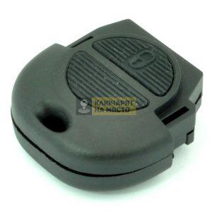 Кутийка за Nissan с 2 бутона за батерия CR2025