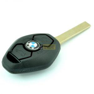 Кутийка за BMW Е46 X3 X5 ромб с 3 бутона