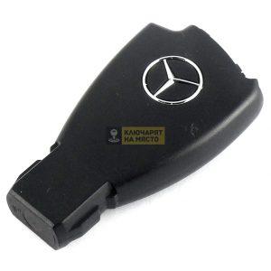 Кутийка за смарт ключ за Mercedes с 2 бутона