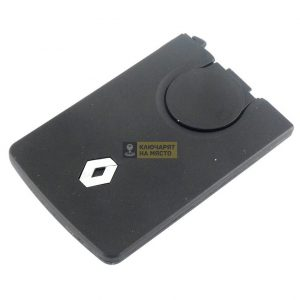 Кутийка за карта за Koleos с 4 бутона