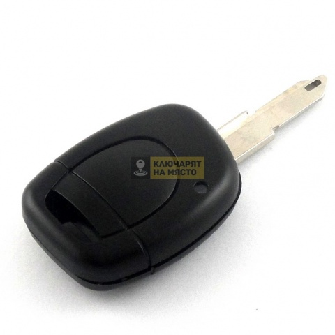 Кутийка за Renault с 1 бутон