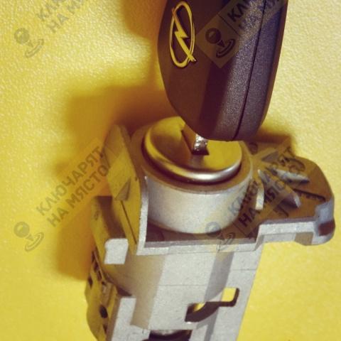 Ключалка за Opel Astra H – врата /НОВА/