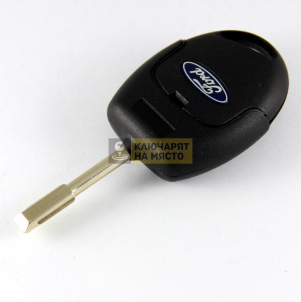 Ключ за Ford ID60 T7 433 Mhz