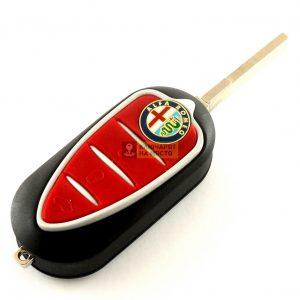 Ключ за Alfa Romeo ID46 PCF7946 433 Mhz