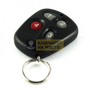Кутийка за дистанционно KDA-R76