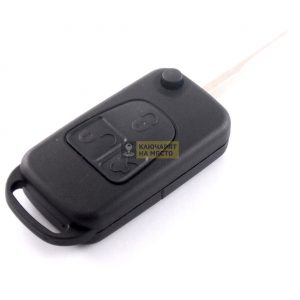 Ключ за Mercedes ML 434 Mhz