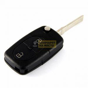 Ключ за Audi А3 А4 A6 ID48 433 Mhz