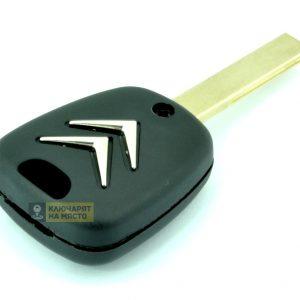 Ключ за Ситроен 2 бутона VA2 PCF7936