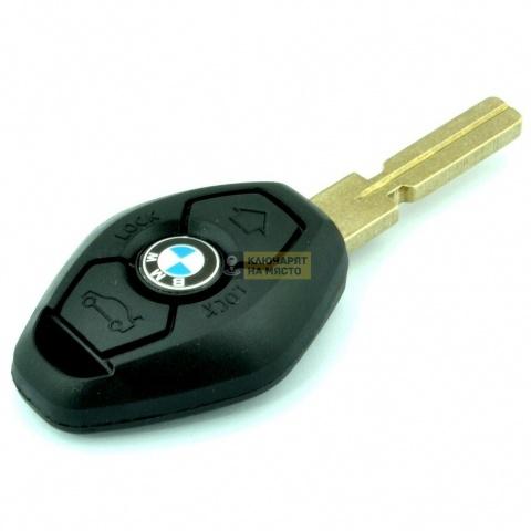 Ключ за BMW Е39 Е38 433 Mhz 315 Mhz
