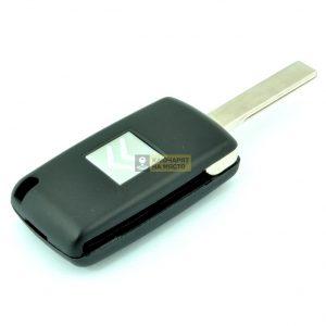 Ключ за Ситроен 2 бутона Сгъваем 433 Mhz