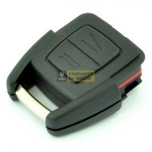 Ключ тяло за Opel Astra G Zafira ID40 2 бутона