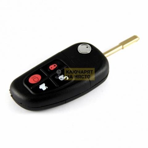 Ключ за Jaguar ID60 T7 434 Mhz