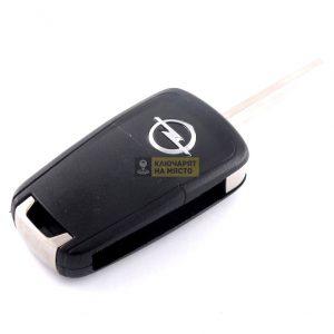 Ключ за Opel Insignia Astra J ID46 2 бутона сгъваем