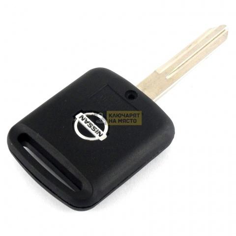 Кутийка за Nissan с 2 бутона за батерия CR2016