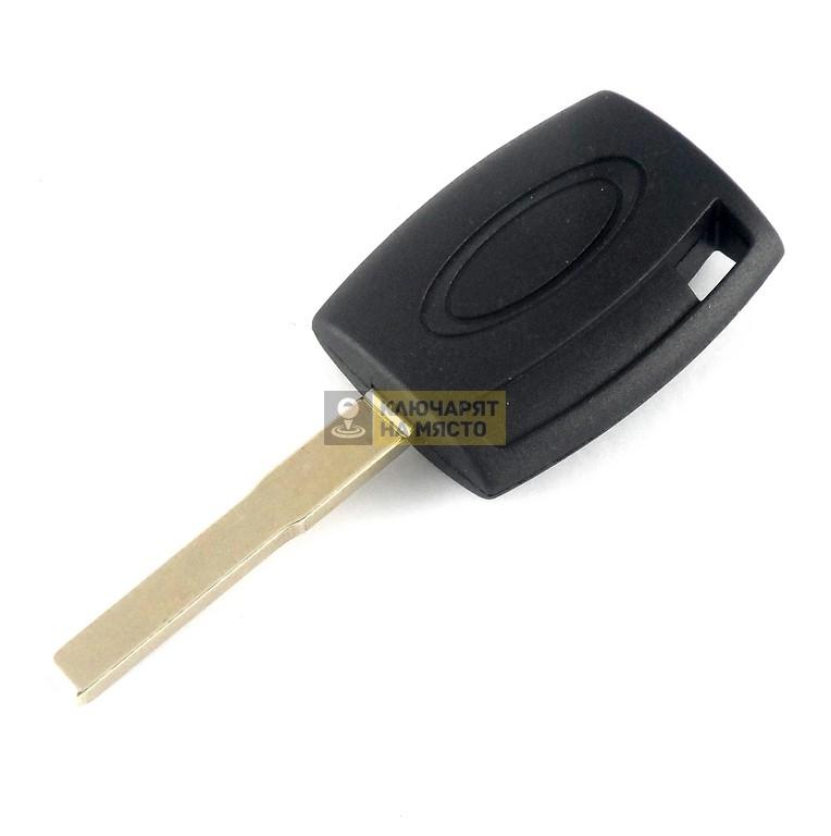 Ключ за Ford Focus с място за транспондер