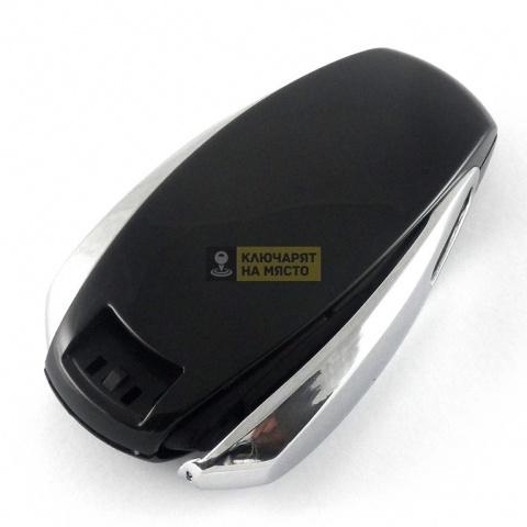 Кутийка за смарт ключ за VW Touareg с 3 бутона