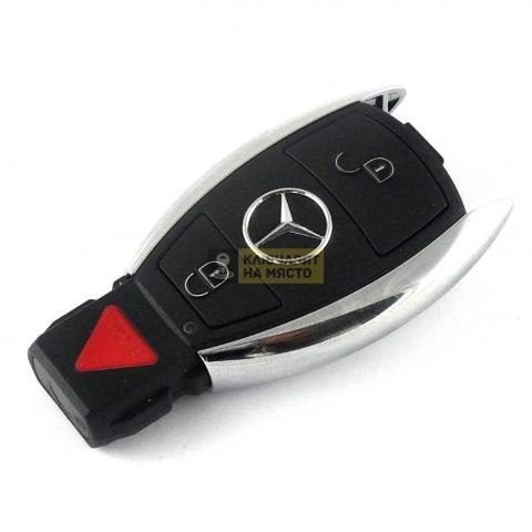 Кутийка за смарт ключ за Mercedes паник бутон