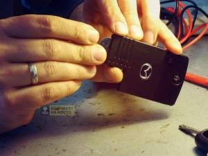 Подмяна на батерия