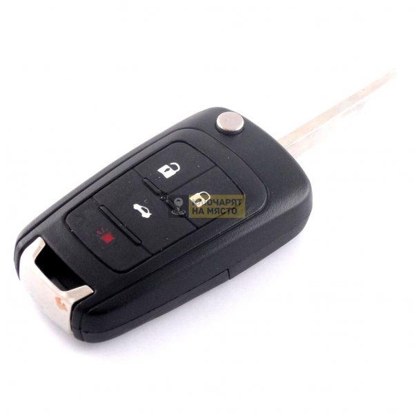 Ключ за Chevrolet ID46 433Mhz с 4 бутона