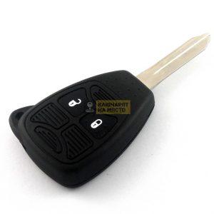 Ключ за Chrysler ID46 434 Mhz с 2 бутона