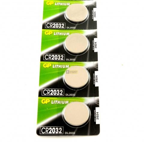 Батерия GP CR2032