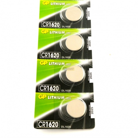 Батерия GP CR1620