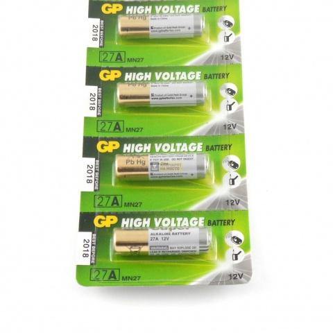 Батерия GP 27A MN27