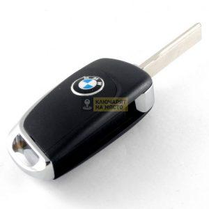 Дизайнерски ключ за BMW ID33 Rolling 433 Mhz B11