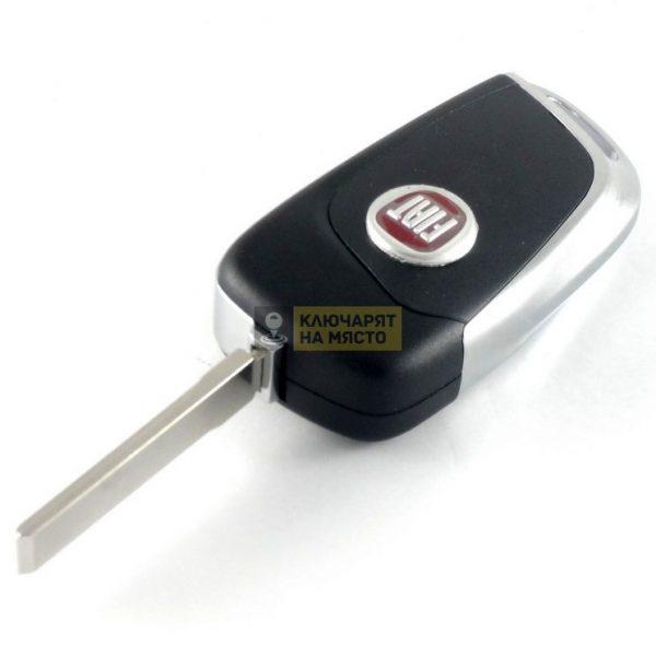 Дизайнерски ключ за Fiat ID46 433 Mhz 315 Mhz NB11