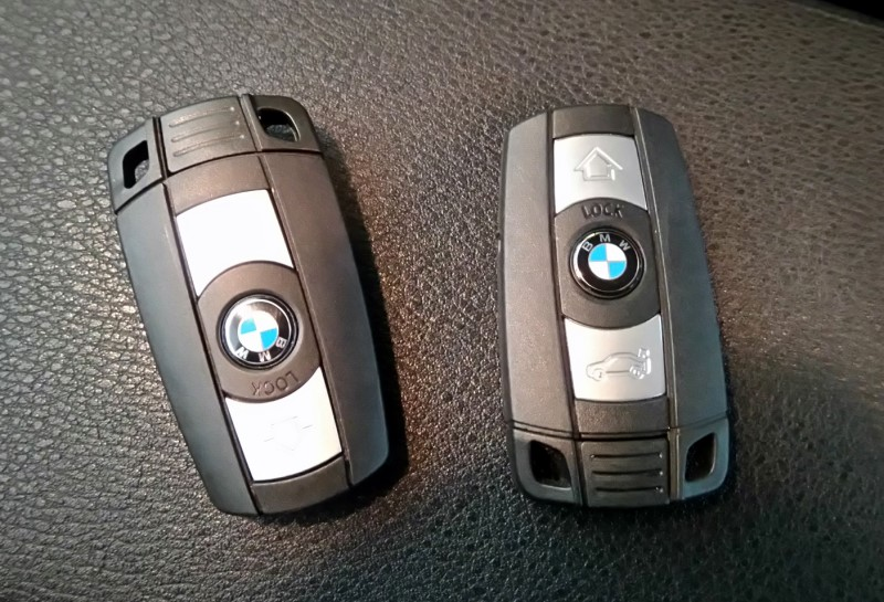 Ключ за BMW X1 Дубликат