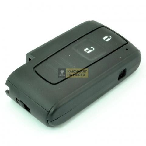 Смарт ключ за Toyota ID4D 434 Mhz с 2 бутона