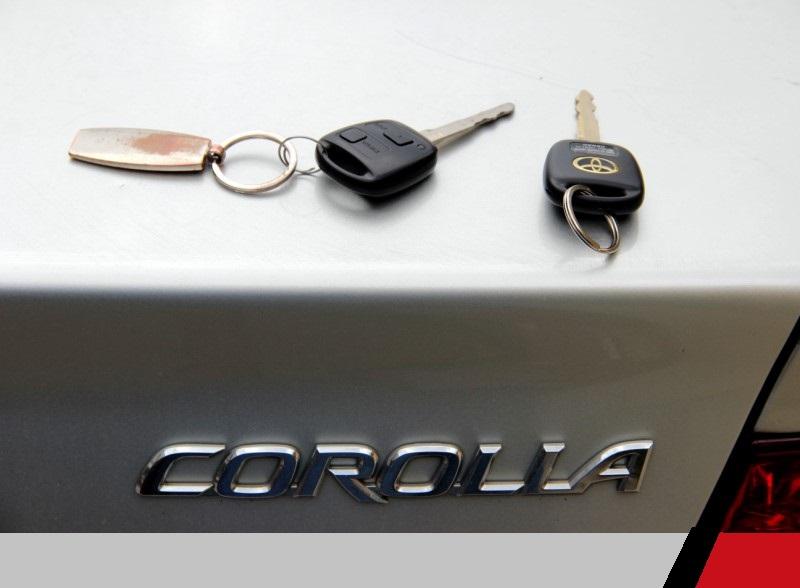Ключ за Toyota Corolla E120 Дубликат