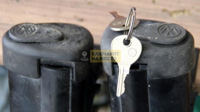 Ключ за греда за багажник за VW Изработка