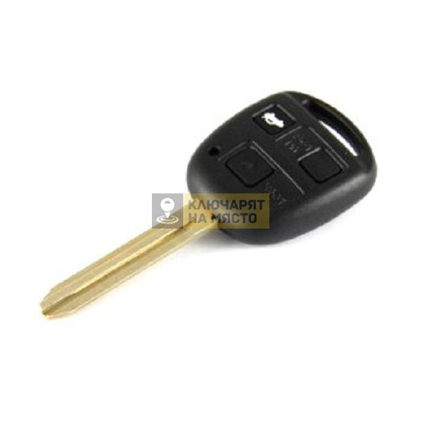Ключ за Toyota ID4C 434 Mhz 3 бутона профил TOY40