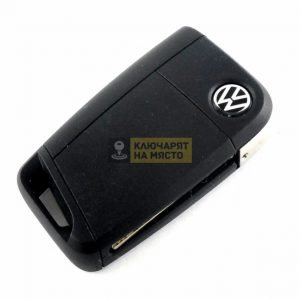 Ключ за VW Golf A6 Polo Amarok ID48 434 Mhz