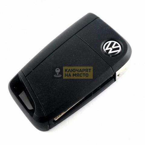 Ключ за VW Golf A6 Polo Amarok ID48 434 Mhz