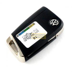 Ключ за VW Golf A7 ID48 315 Mhz с 4 бутона