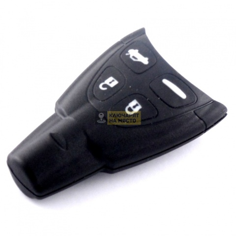 Ключ за SAAB ID46 434 Mhz с 4 бутона
