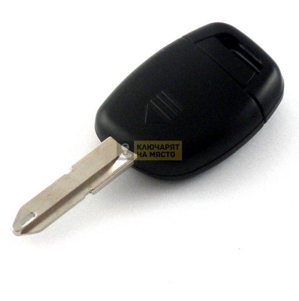 Ключ за Renault ID33 434 Mhz с 1 бутон