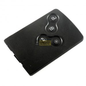 Ключ карта за Renault Clio IV ID46 PCF7941 434 Mhz
