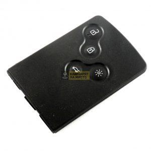 Ключ карта за Renault Megane III ID46 PCF7941 434 Mhz