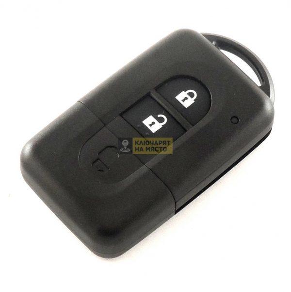 Смарт ключ за Nissan ID4D 60 434 Mhz 2 бутона