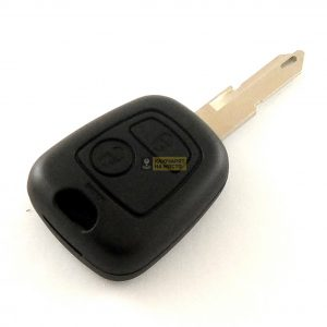 Ключ за Peugeot 2 бутона 433 Mhz NE73