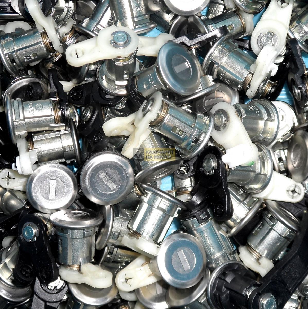 Ремонтни комплекти за автоключалки
