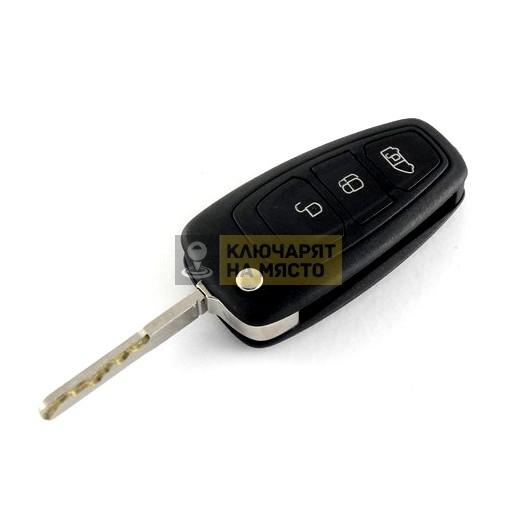 Ключ за Ford ID63 80 bit 433 Mhz