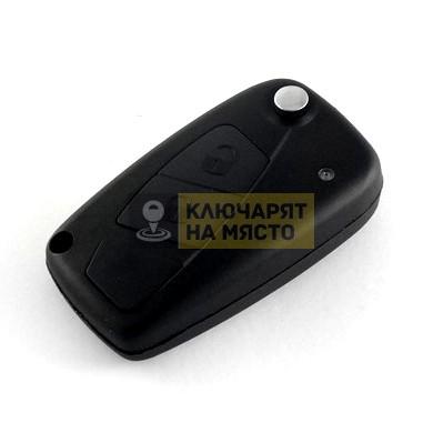 Ключ за Фиат ID46 2 бутона 434 Mhz