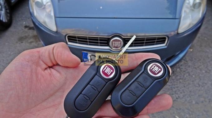Ключ за FIAT Bravo Ремонт и изработка