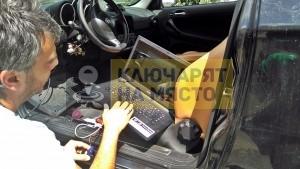 Ключ за Alfa Romeo 147 Изгубен